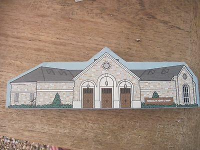Hometowne Collectibles..1994 Immaculate Heart of Mary Catholic Church..