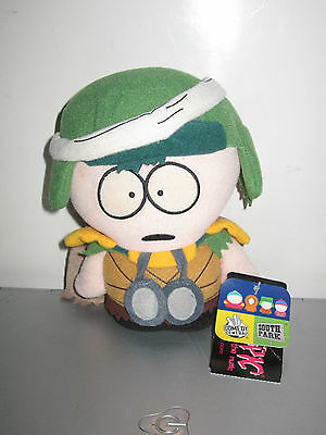 Rare South Park Startrek Kyle Plush Toy Doll Figure By Fun 4 All Mwt