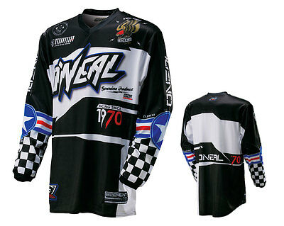 Oneal Element Jersey AFTERBURNER  Enduro Motocross Shirt
