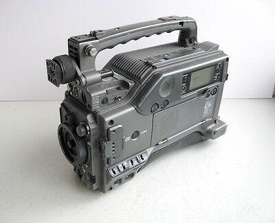 Sony DSR-500 Professional Broadcast Quality DVCAM Video Camera - DSR500WSP