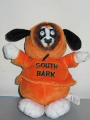 RARE SOUTH PARK parody SOUTH BARK KENNY DOG PLUSH TOY DOLL FIGURE MINT