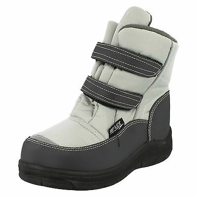 WHOLESALE Boys Snow Boots / Sizes 10x2 / 18 Pairs / N2012