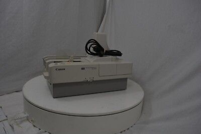 Canon imageFORMULA CR-180II M11046 Check Reader w/Power Cable NO INTERFACE CABLE