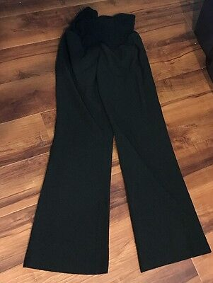 Oh Baby by Motherhood black dress pants size S