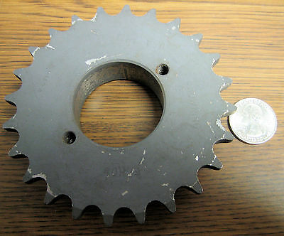 Browning 40H24 Split Taper Sprocket 40 Chain Size, 24 Teeth
