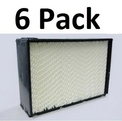 (6) Essick Air 1045SS Console Humidifier Wick Filter