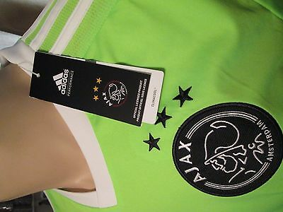 Ajax away football shirt size XXL  for men   Adidas 2015-16 BNWT