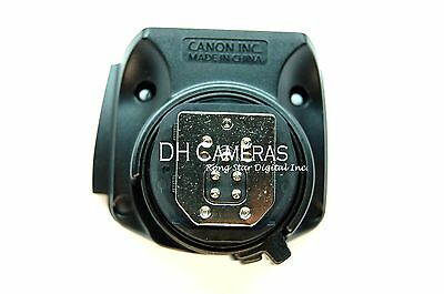 CANON SPEEDLITE 430EX II FLASH HOT SHOE FOOT MOUNT BRACKET UNIT OEM cy2-4262-020