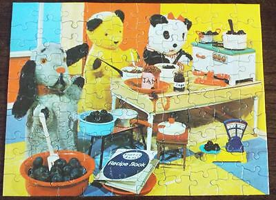 Sooty Making Jam - Vintage Sooty & Sweep Jigsaw Puzzle - Tower Press