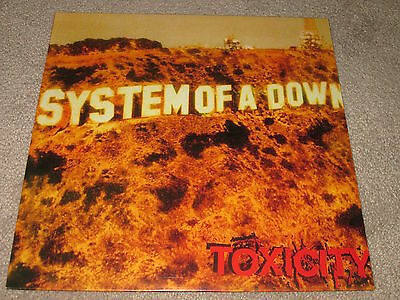 System Of A Down - Toxicity - New Lp Record