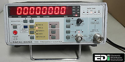 Racal-Dana Frequency Counter 1999 [Ori]