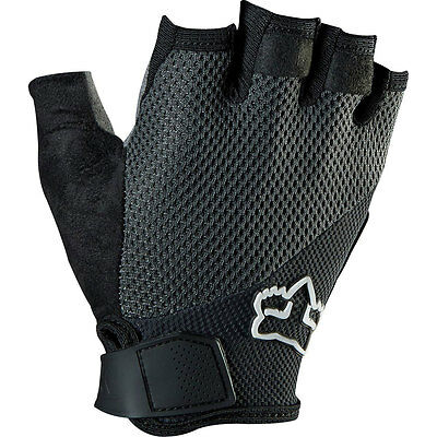 Fox Reflex Gel Men's Short-finger Glove Black Large