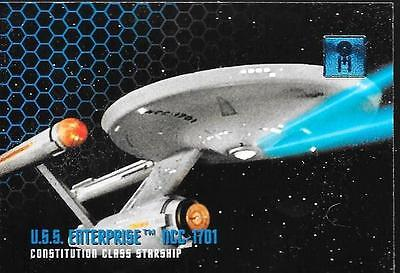 30 Years of Star Trek Reflections of the Future Phase One Kompl Trading Card Set