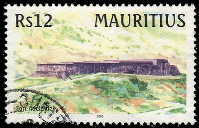 """MAURITIUS 981 - Architectural Heritage """"Fort Adelaide"""" (pa86122)"""