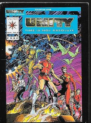 Unity Time is not Absolute Komplettes Comic Images Trading Card Set 1992