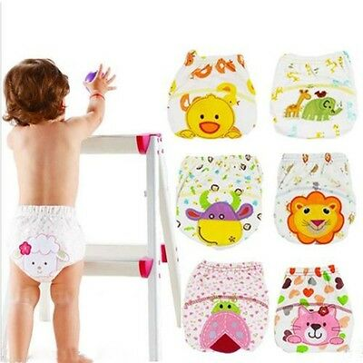 Training For Pee Potty Toilet Nappy Infant Panties Baby Underwear Baby Diapers