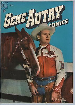 Gene Autry Comics 27 May 1949 NM- (9.2)