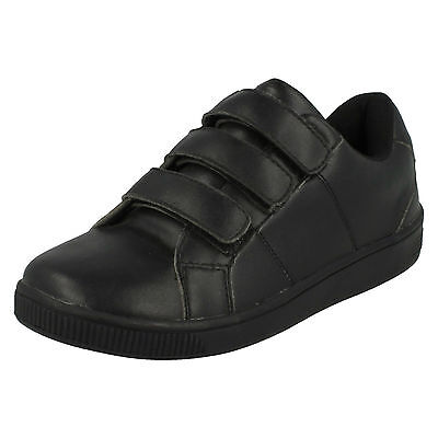WHOLESALE Boys School Shoes / Sizes 10x5 / 18 Pairs / N1034