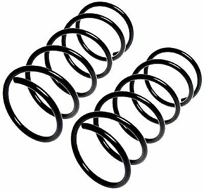 2 x Citroen Berlingo M MF 1.6 16V 1.9 D Without AC Front Coil Spring 2002-2008