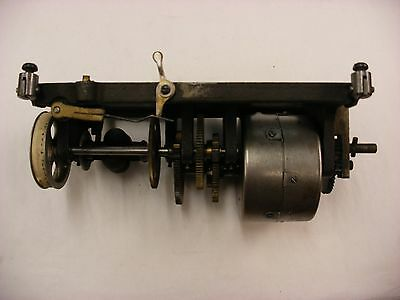Original Columbia Graphophone Cylinder Phonograph - Model AT - Motor Only