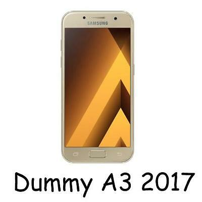 Original Samsung Galaxy A3 2017 (A320) in Gold Dummy NEU Original Verpackt