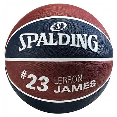 Spalding Nba Player Lebron James Baloncesto