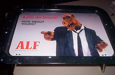 Vintage 1987 Alf TV Tray
