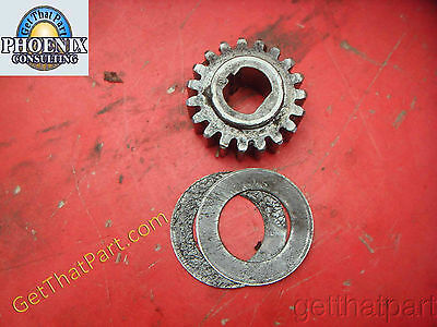 Intimus 602 602-SG Olympia 1600 Oem Syncron Timing Mill 19T Drive Gear