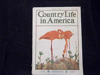 1905 May Country Life In America Magazine - Great Cover & Ads - St 1381