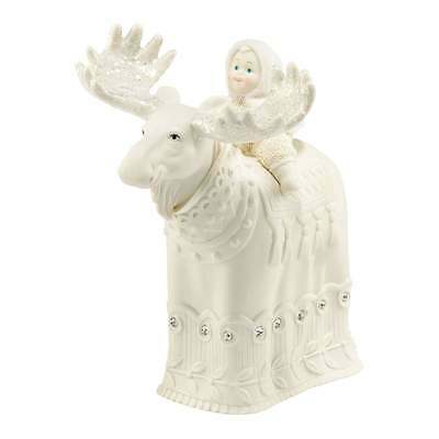 Snowbabies Dept 56 The Majestic Moose 4043644 Brand New In Box