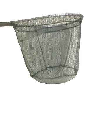 Ultra Fine Landing Net Coarse Match Pole Fishing Lightweight Mesh Crp Fly Trout