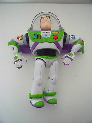 "Toy Story  Buzz Lightyear 12"" Spanish & English Talking Figure"