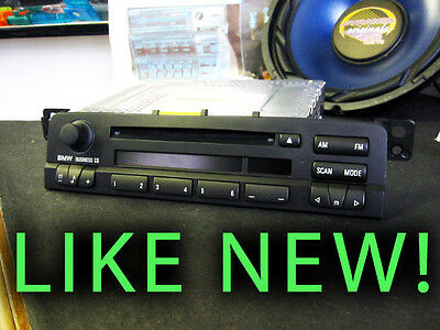 Oem Bmw E46 Cd53 Business Cd Disc Player Stereo Radio 3 Series 02 03 04 05 06