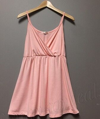 New Eve Alexander Materntiy Cami Maternity Pink Size XL top New