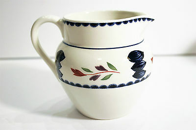 Adams LANCASTER Creamer(s) hand-painted, Retired, Made in England MINT!