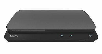 Seiki U-VISION 4K Upscaling Up-conversion DVD and Blu Ray Player for 4K Displays