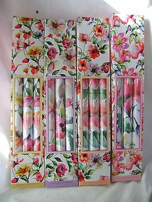 New 12 Scented Drawer Liners Primrose Magnolia Peony Lily Sil 4 Boxes 0014