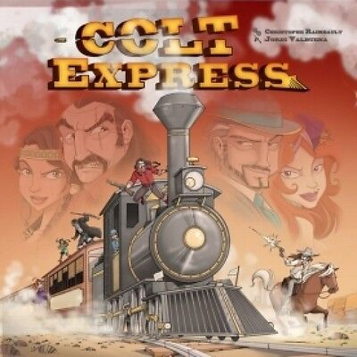 Colt Express Board Game Brand New