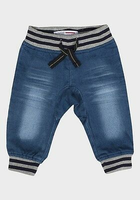 toddler childrens kids boys denim jogger jeans