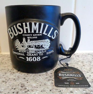 Bushmills Whiskey Barrel Mug - 3D Effect - new with tags - lovely item