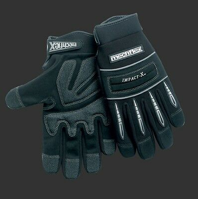New Mechanic/extrication  Mechflex  Gloves-Size M