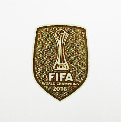 2016 - FIFA WORLD CHAMPIONS / 1 x ARM PATCH = PLAYER SIZE