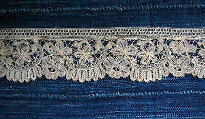 Antique Hand Brussels Lace Edging Lace Bridal