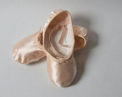 Brand new pink  women's Satin Ballet Shoes All Size!