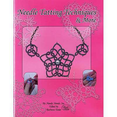 Handy Hands-Needle Tatting Techniques & More 769826321972