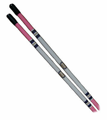 NEW Set of Two Morodz PINK w/ PGA Logo Golf Alignment Sticks Rods