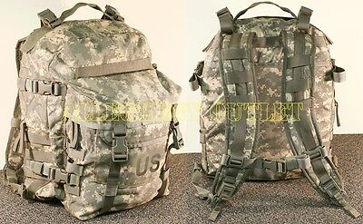 US Military Army Digtal ACU 3-Day ASSAULT PACK BACKPACK MOLLE RUCK SACK NICE