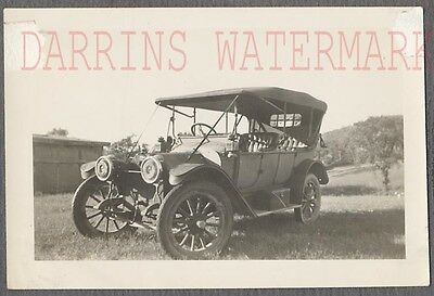 Vintage Car Photo 1912 Buick Automobile 737428