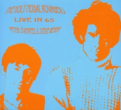The Holy Modal Rounders - Live in 65 [New CD] Digipack Packaging