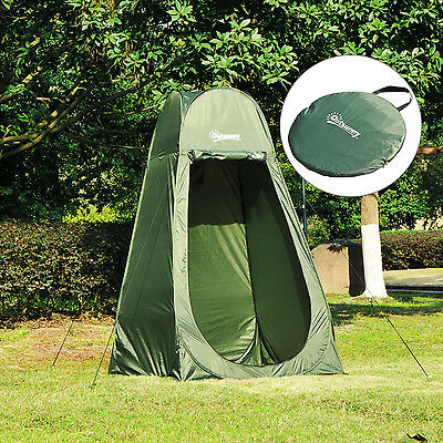 Outdoor Portable Multi-use Pop Up Shower Tent Camping Beach Toilet Changing Room
